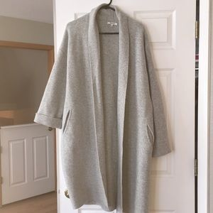 Grey Madewell Sweater- Brand New Without Tags